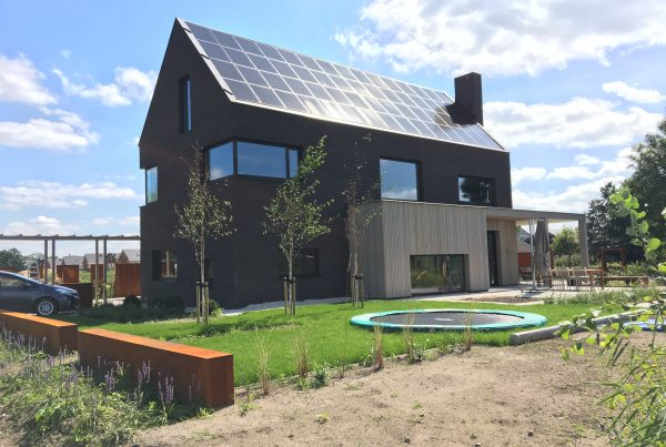 Moderne nieuwbouw woning te Woudenberg