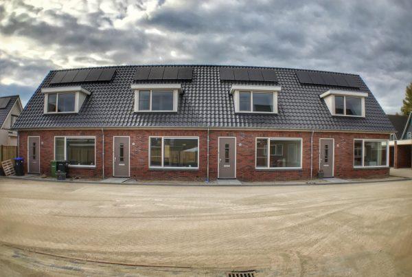 9 Nieuwbouw woningen te Woudenberg