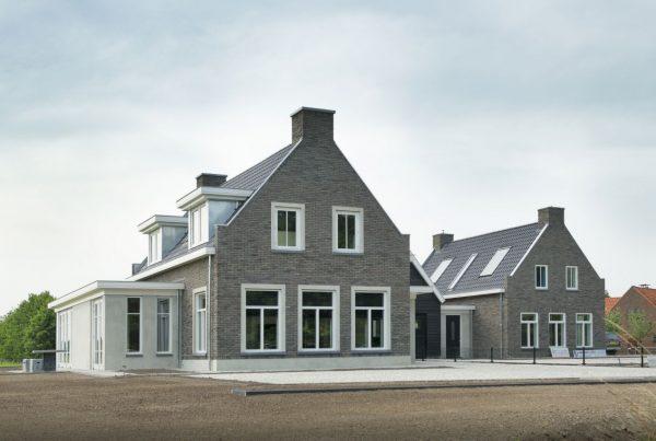 Landelijke nieuwbouw woningen te Woudenberg