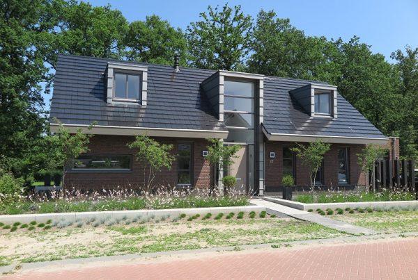 Nieuwbouw woning te Woudenberg